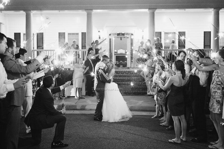 36 inch wedding sparkler exit